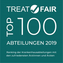 Treatfair Top 100 Logo